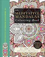 The Meditative Mandalas Colouring Book