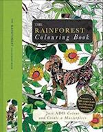 The Rainforest Colouring Book