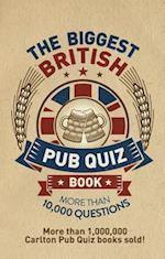 The Biggest British Pub Quiz Book