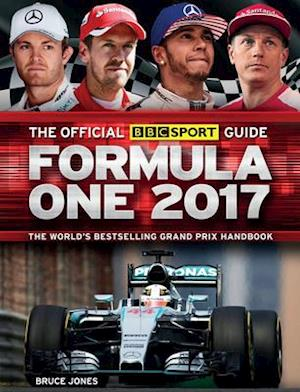 Bog, paperback Formula One 2017 af Bruce Jones