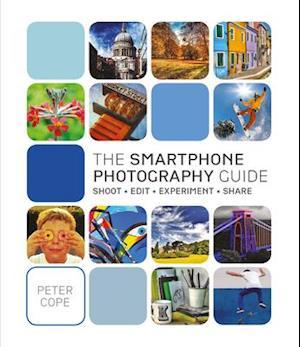 Bog, paperback Smart Phone Photography Guide af Peter Cope