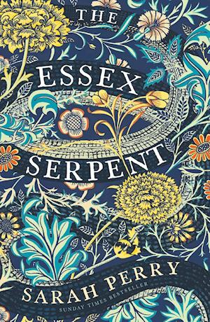 Bog, paperback The Essex Serpent af Sarah Perry