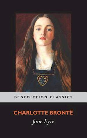 Bog, hardback Jane Eyre af Charlotte Bronte