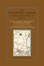 Grenadier Guards in the Great War 1914-1918 Vol 1 af Sir Frederick Ponsonby