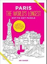 Paris the World's Longest Dot-to-Dot Puzzle