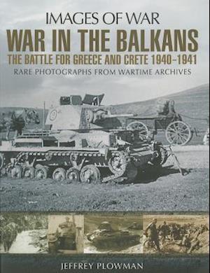War in the Balkans af Jeffrey Plowman