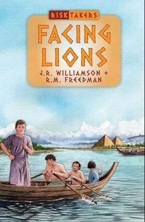 Bog, paperback Facing Lions af J. R. Williamson Jr., R. M. Freedman