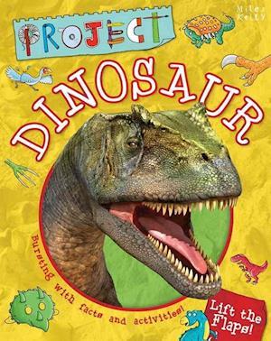 Bog, ukendt format Project Dinosaur af Steve Parker