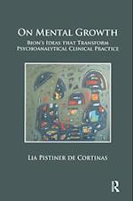 On Mental Growth