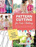 Pattern Cutting for Kids' Clothes af Carla Hegeman Crim