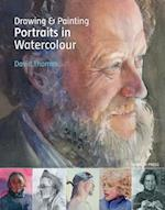 Drawing & Painting Portraits in Watercolour af David Thomas