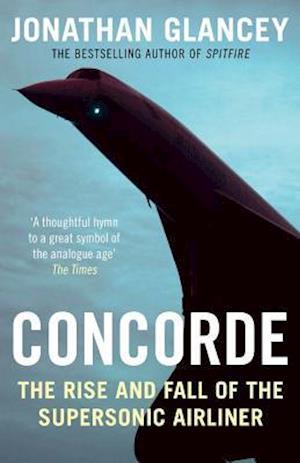 Concorde af Jonathan Glancey
