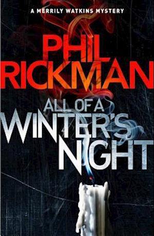 Bog, hardback All of a Winter's Night af Phil Rickman