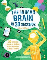 The Human Brain in 30 Seconds (Kids 30 Seconds)
