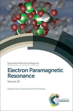 Bog, hardback Electron Paramagnetic Resonance af Victor Chechik