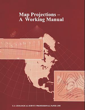 Map Projections af John P. Snyder