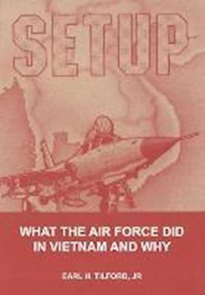 Setup af Air University Press, Earl H. Tilford