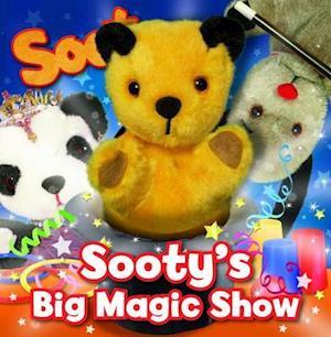 Bog, hardback Sooty's Big Magic Show af Angie Hicks