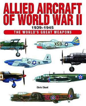Allied Aircraft of World War II af Chris Chant