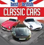Classic British Cars - MG, Aston Martin & E-Type Jaguar (Little Book)