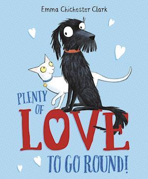 Bog, paperback Plenty of Love to Go Round af Emma Chichester Clark