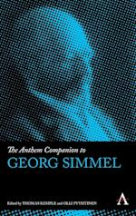 The Anthem Companion to Georg Simmel (Anthem Companions to Sociology)