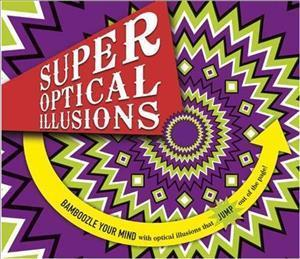 Bog, paperback Super Optical Illusions af Gianni A. Sarcone