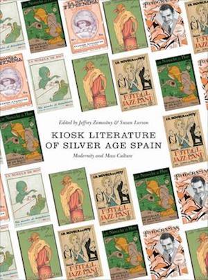 Bog, paperback Kiosk Literature of Silver Age Spain af Jeffrey Zamostny