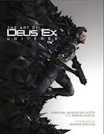 The Art of Deus Ex: Universe