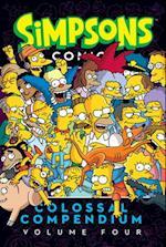 Simpsons Comics- Colossal Compendium (Simpsons Comics Colossal Compendium)