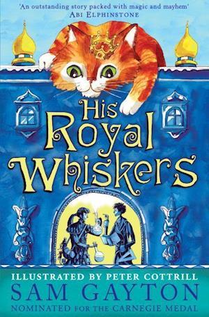 Bog, paperback His Royal Whiskers af Sam Gayton