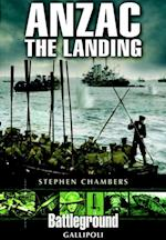 Anzac - The Landing af Stephen Chambers