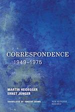 Correspondence 1949-1975 (New Heidegger Research)