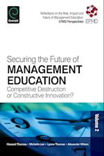 Securing the Future of Management Education af Alexander Wilson