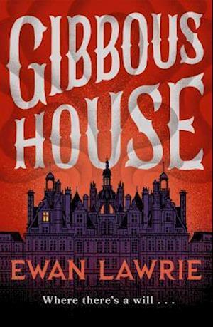Bog, paperback Gibbous House af Ewan Lawrie