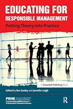 Educating for Responsible Management
