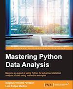 Mastering Python Data Analysis