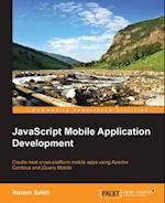 JavaScript Mobile Application Development af Hazem Saleh