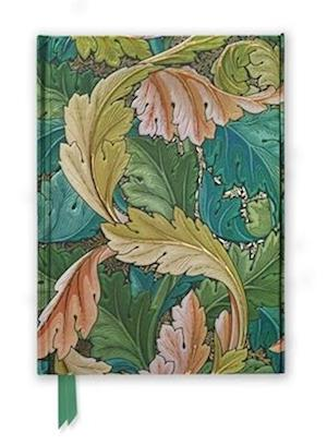 William Morris Acanthus (Foiled Journal) af Flame Tree