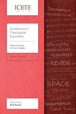 Excellence in Theological Education