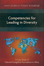 Competencies for Leading in Diversity