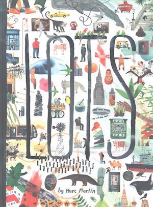 Bog, hardback Lots af Marc Martin