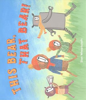 Bog, paperback This Bear, That Bear