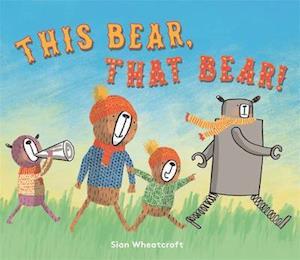 Bog, hardback This Bear, That Bear