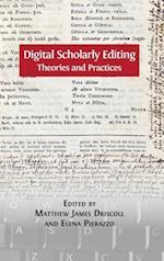 Digital Scholarly Editing (Digital Humanities, nr. 4)