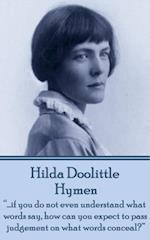Hymen af Hilda Doolittle