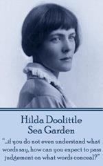 Sea Garden af Hilda Doolittle