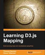 Learning D3.js Mapping af Thomas Newton