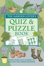 The Garden Lover's Quiz & Puzzle Book