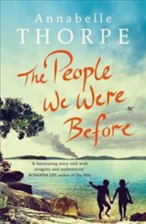 Bog, paperback The People We Were Before af Annabelle Thorpe